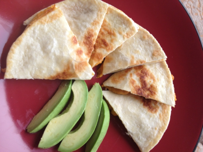 No-quesadillas