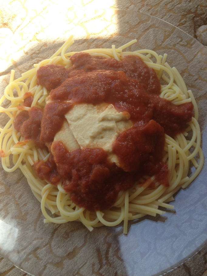 unchicken parmesan