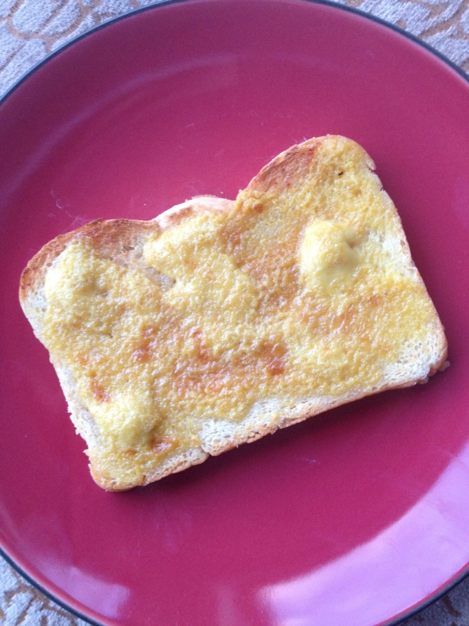 nutritional yeast toast