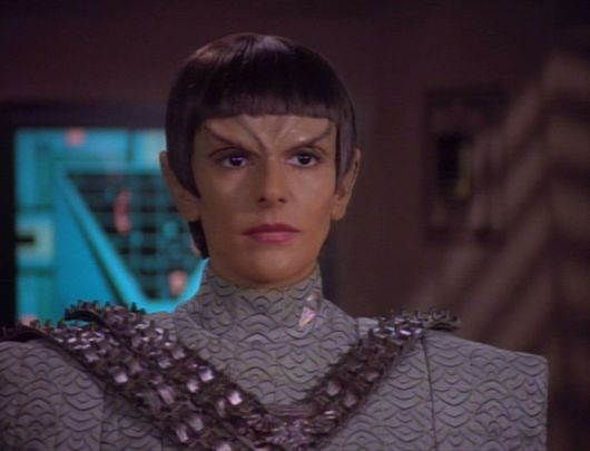 romulan eyebrows