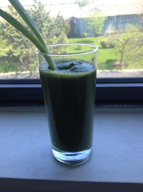 kale mary smoothie