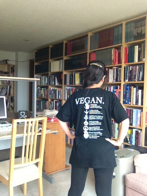 my vegan essentials T-shirt
