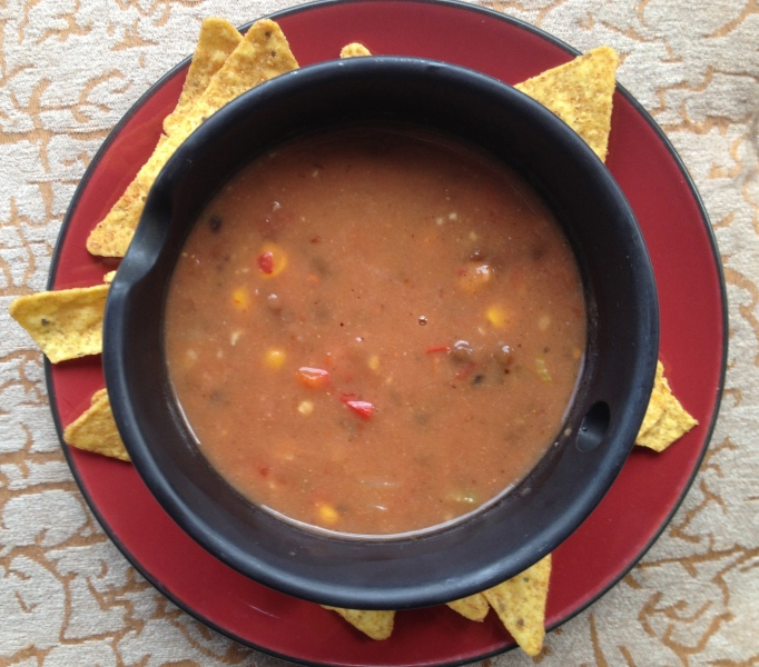 lentil pinto vegan soup