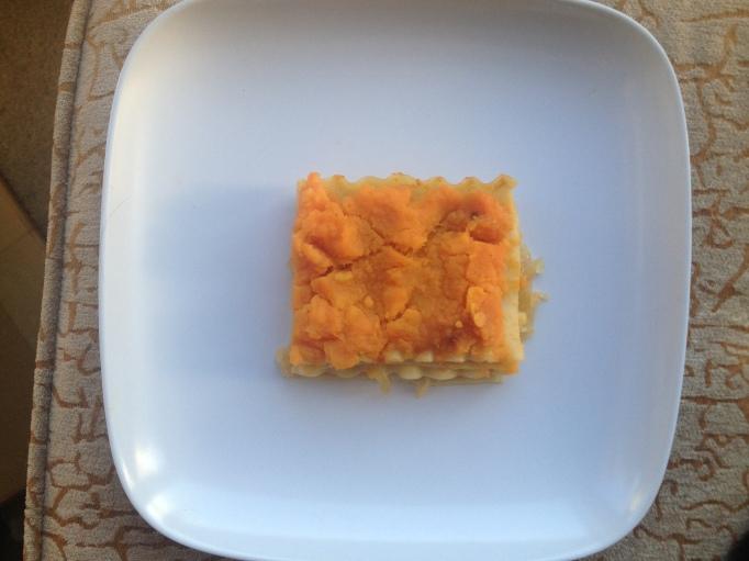 vegan lazy pierogi sauerkraut lasagna