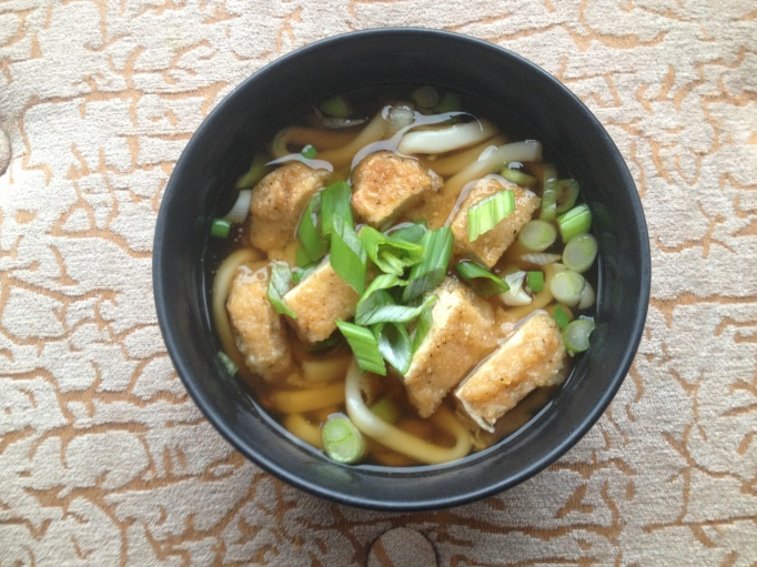 un-chicken udon vegan