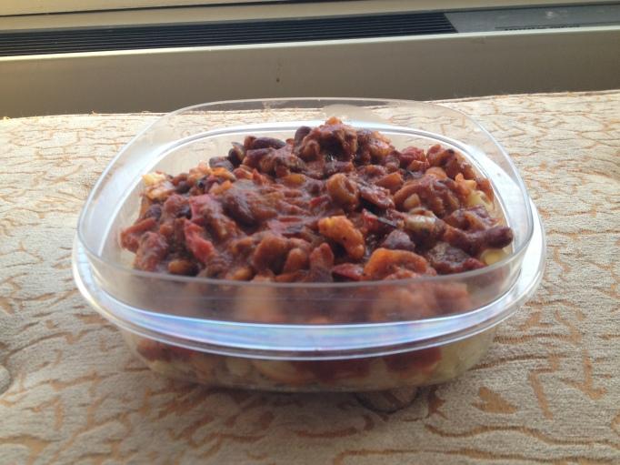 vegan fast chili