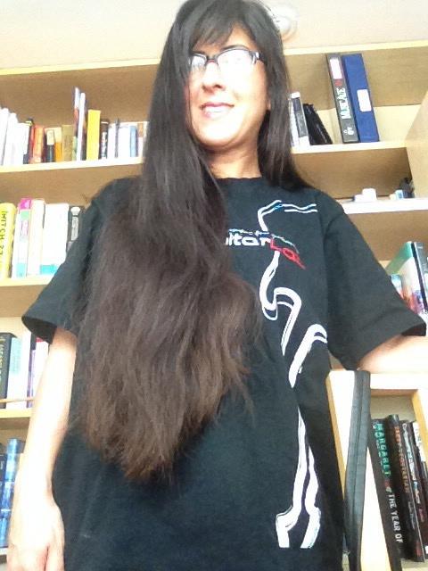 my giant hair